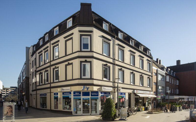 Holstenstraße 11 Front